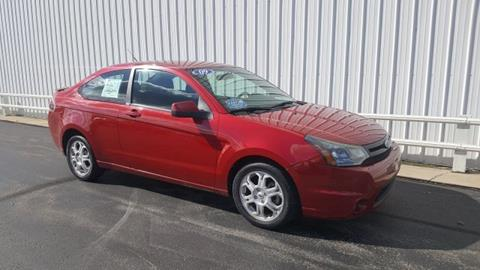 2009 Ford Focus for sale in Silver Lake, IN