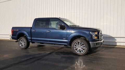 2015 Ford F-150 for sale in Silver Lake IN