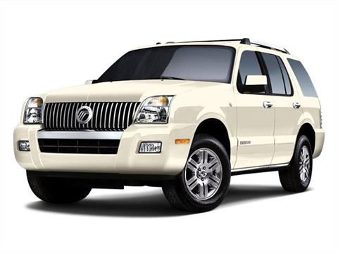 2010 Mercury Mountaineer for sale in Silver Lake, IN