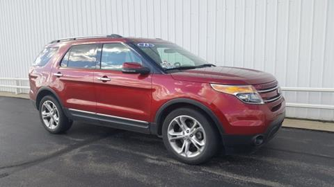 2013 Ford Explorer for sale in Silver Lake, IN