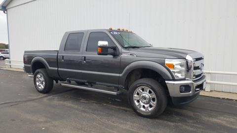 2016 Ford F-250 Super Duty for sale in Silver Lake, IN