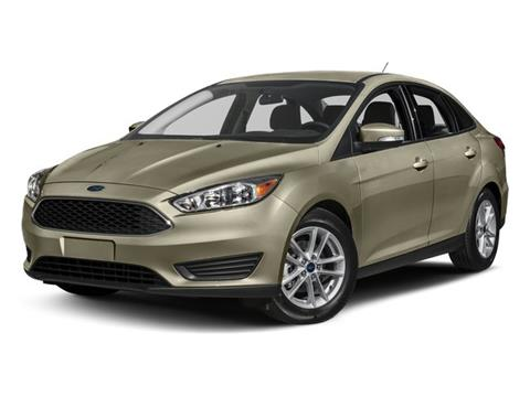 2017 Ford Focus for sale in Silver Lake, IN