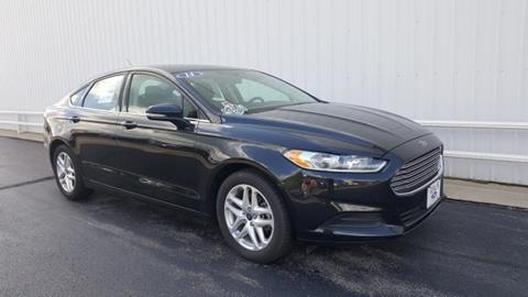 2014 Ford Fusion for sale in Silver Lake, IN