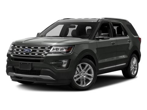 2017 Ford Explorer for sale in Silver Lake IN