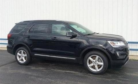2016 Ford Explorer for sale in Silver Lake, IN