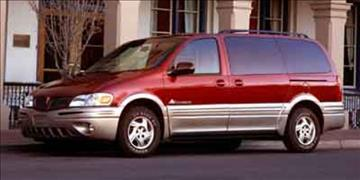 2003 Pontiac Montana for sale in Silver Lake, IN