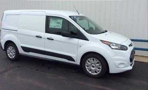 2015 Ford Transit Connect Cargo for sale in Silver Lake IN