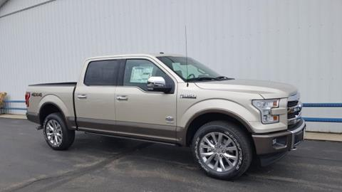 2017 Ford F-150 for sale in Silver Lake IN