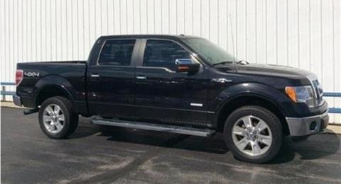 2011 Ford F-150 for sale in Silver Lake, IN
