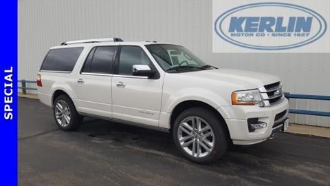 2017 Ford Expedition EL for sale in Silver Lake, IN
