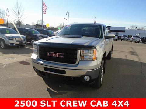 2014 GMC Sierra 2500HD for sale in Frankenmuth, MI