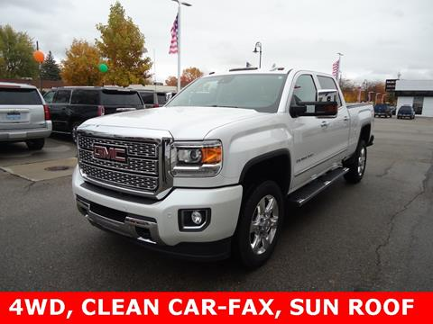 2018 GMC Sierra 2500HD for sale in Frankenmuth, MI