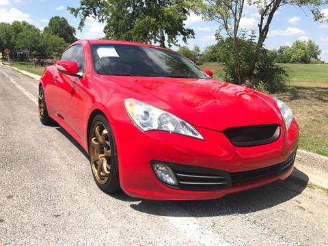 2011 Hyundai Genesis Coupe For Sale In San Antonio, TX