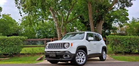 2018 Jeep Renegade for sale in Houston, TX