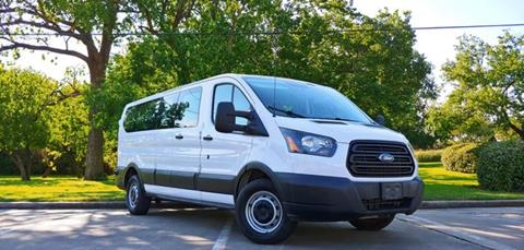 2015 Ford Transit Passenger for sale in Houston, TX
