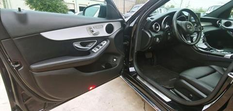 2018 Mercedes-Benz C-Class for sale in Houston, TX