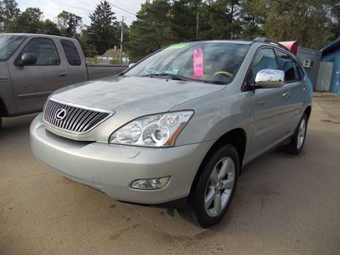 2004 Lexus RX 330 for sale in Marshall, MI