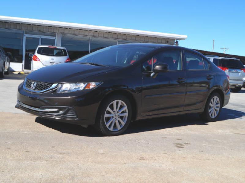 2013 Honda Civic LX 4dr Sedan 5A   Wichita KS