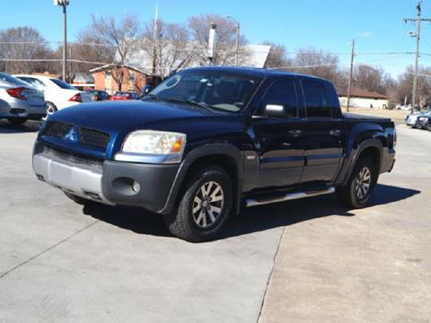 2006 Mitsubishi Raider for sale in Wichita, KS