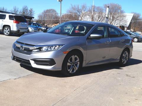 2016 Honda Civic for sale in Wichita, KS