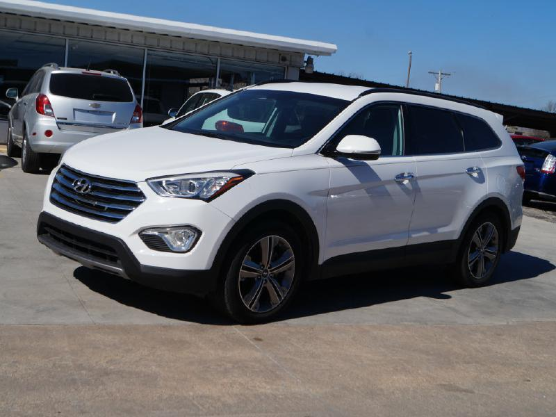 2013 hyundai santa fe awd limited 4dr suv in wichita ks kansas auto sales. Black Bedroom Furniture Sets. Home Design Ideas