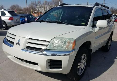 2004 Mitsubishi Endeavor for sale in Wichita, KS