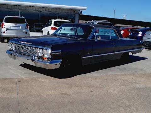 1963 Chevrolet Impala for sale in Wichita, KS