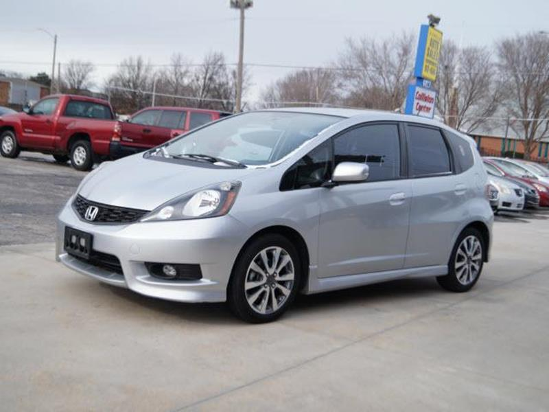 2013 Honda Fit Sport 4dr Hatchback 5M   Wichita KS