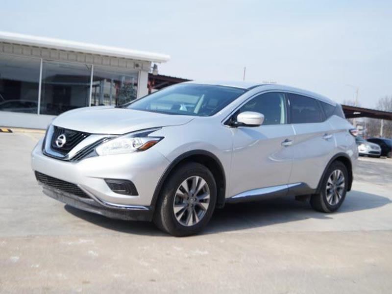 Nissan Wichita Ks >> 2015 Nissan Murano Awd S 4dr Suv In Wichita Ks Kansas Auto Sales