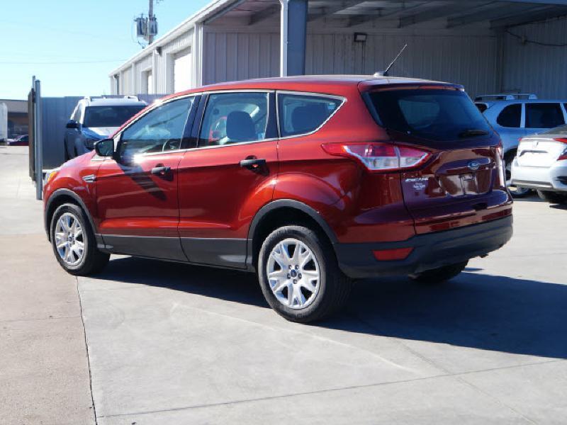 2016 Ford Escape S 4dr Suv In Wichita Ks Kansas Auto Sales