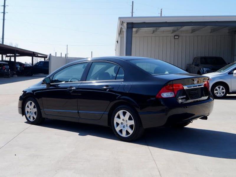 2011 Honda Civic Lx S 4dr Sedan 5a In Wichita Ks Kansas