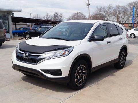 2016 Honda CR-V for sale in Wichita, KS