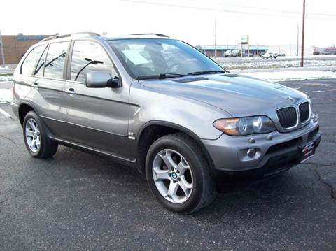2005 BMW X5 for sale in Merrillville, IN