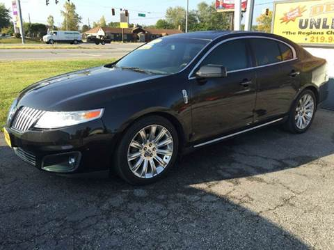 2010 Lincoln MKS for sale in Merrillville, IN