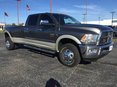 2010 Dodge Ram Pickup 3500 for sale in Merrillville, IN