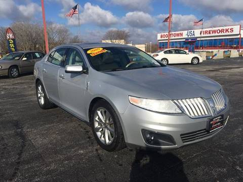 for cars inventory lincoln stars chicago town used sale car