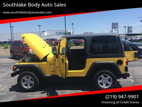 2006 Jeep Wrangler for sale in Merrillville, IN