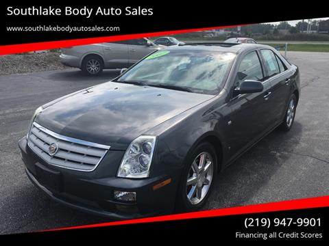 2007 Cadillac STS for sale in Merrillville, IN