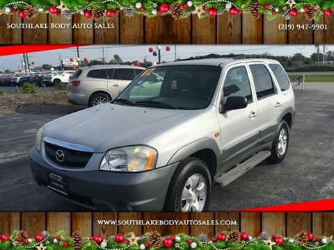 2002 Mazda Tribute for sale in Merrillville, IN