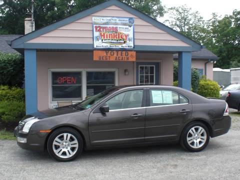 2006 Ford Fusion for sale in Montague, NJ