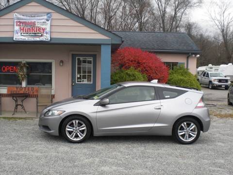 2011 Honda CR-Z for sale in Newton, NJ