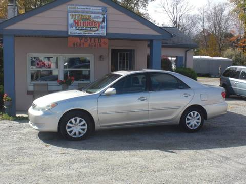 2005 Toyota Camry for sale in Montague, NJ