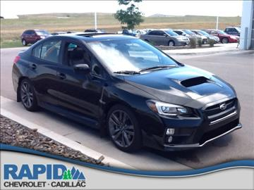 2016 Subaru WRX for sale in Rapid City, SD