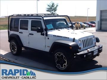 2013 Jeep Wrangler Unlimited for sale in Rapid City, SD