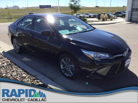 2016 Toyota Camry for sale in Rapid City, SD