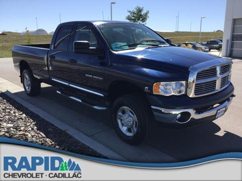 2004 Dodge Ram Pickup 2500 for sale in Rapid City, SD