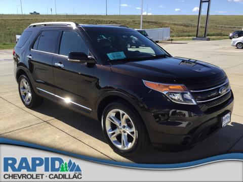 2013 Ford Explorer for sale in Rapid City, SD