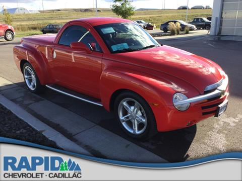 2003 Chevrolet SSR for sale in Rapid City, SD