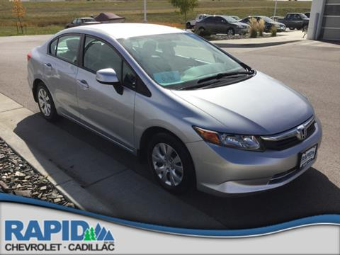 2012 Honda Civic for sale in Rapid City, SD