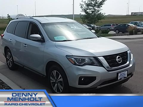 2017 Nissan Pathfinder For Sale In Rapid City, SD